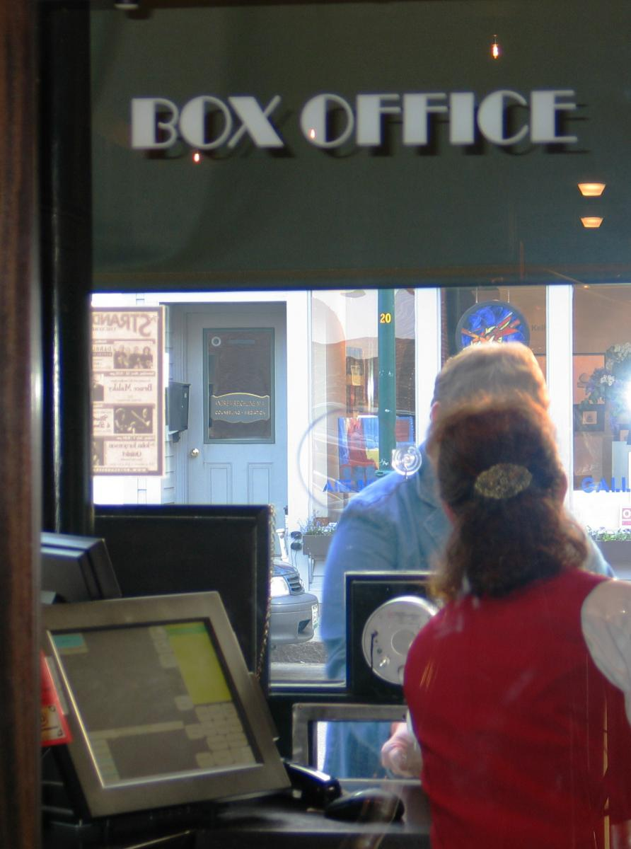 Box Office / How To Buy Tickets | Strand Theatre