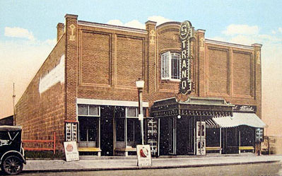 History Of The Strand Strand Theatre