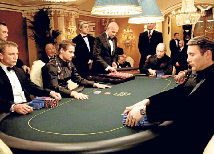Bond movie casino royale